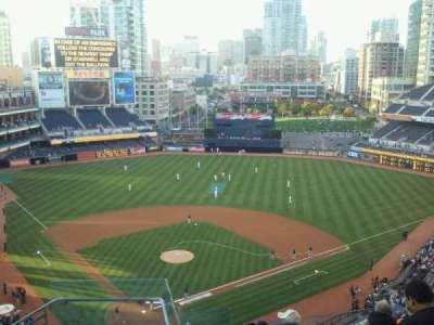 PETCO Park, section: 303, row: 13, seat: 1