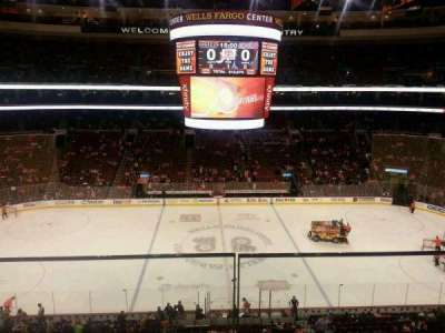Wells Fargo Center section 213