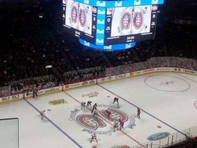 Centre Bell, section: 305, row: B, seat: 10