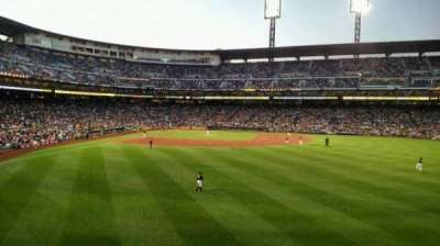 PNC Park, section: 142, row: b, seat: 4