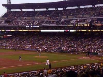 PNC Park, section: 127, row: W, seat: 5