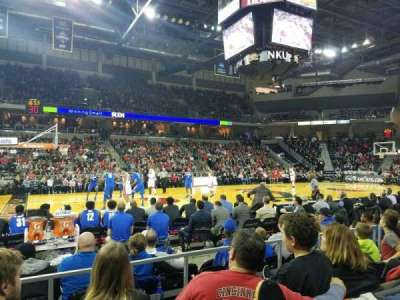 BB&T Arena section 103