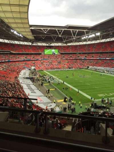 Wembley Stadium, section: 233, row: 10, seat: 157