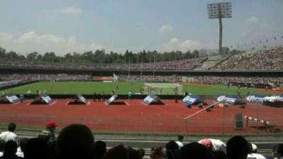 Estadio Olímpico Universitario, section: Planta Baja