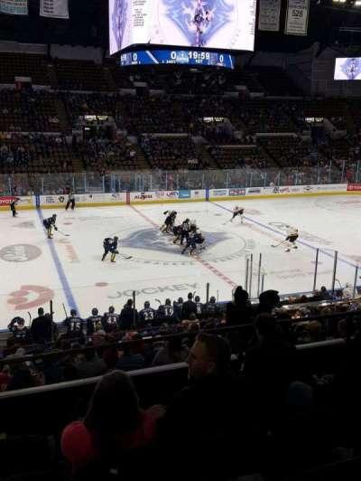 UW-Milwaukee Panther Arena, section: 309, row: 5, seat: 12