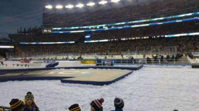 Gillette Stadium section 129