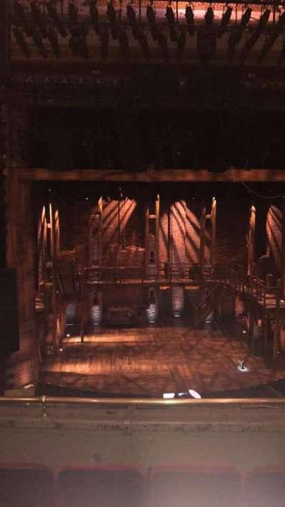 PrivateBank Theatre, section: MezzLC, row: D, seat: 307