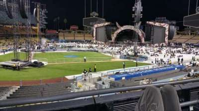Dodger Stadium, section: 122lg, row: B, seat: 2