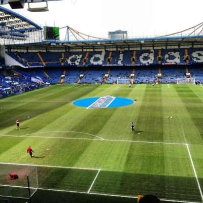 Stamford Bridge, section: The Shed End, row: 16, seat: 111