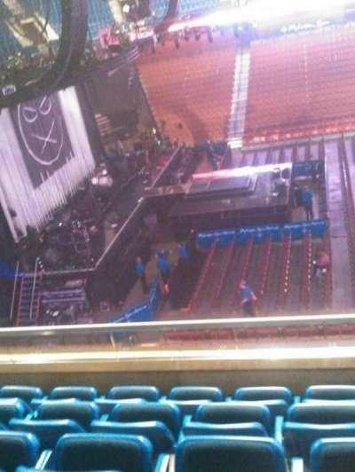 Mohegan Sun Arena, section: 118, row: E, seat: 5
