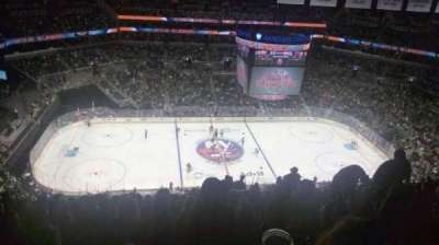 Barclays Center, section: 226, row: 18, seat: 9