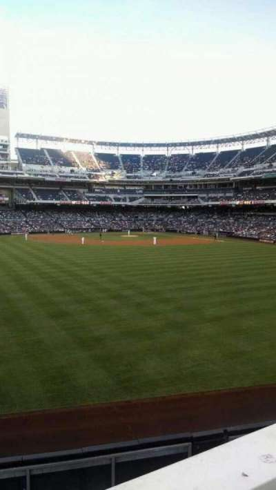 PETCO Park, section: 230, row: 1, seat: 12