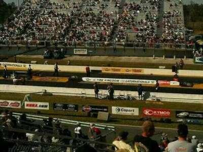 Auto Plus Raceway, section: A, row: 29, seat: 12