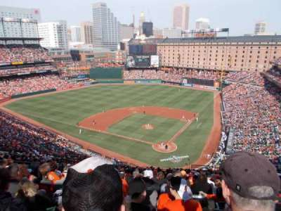 Oriole Park at Camden Yards, section: 342, row: 24, seat: 10