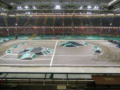 Principality Stadium section U30