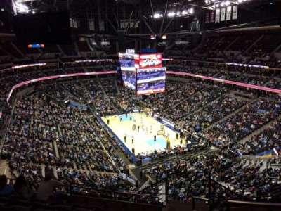 Pepsi Center, section: 328, row: 12, seat: 1