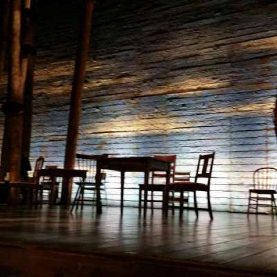 Gerald Schoenfeld Theatre, section: Orch, row: A, seat: 114