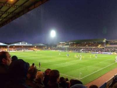 Brunton Park, section: 2, row: N, seat: 21