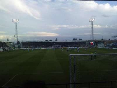 Victoria Park, section: D, row: F, seat: 15