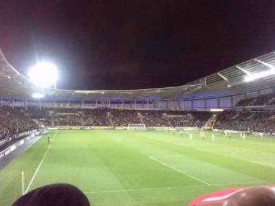 KCOM Stadium, section: N6, row: P, seat: 0208