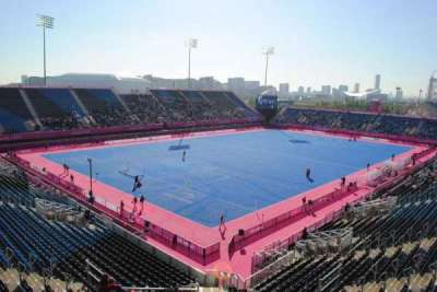 Riverbank Arena, London, section: 223, row: 29, seat: 684