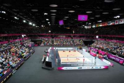 Copper Box, section: 208, row: 11, seat: 68