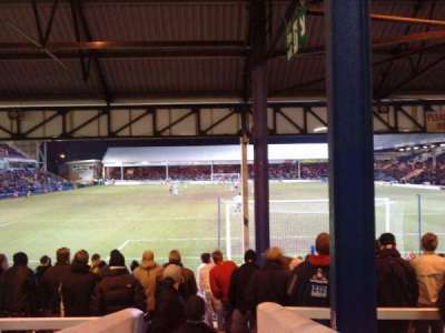 London Road Stadium, section: Moyes Terrace