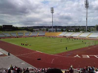 Don Valley Stadium, section: 10, row: PP, seat: 24