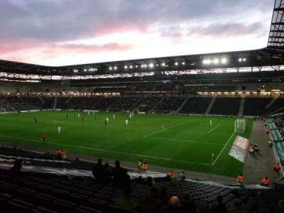 Stadium:mk, section: 38, row: DD, seat: 1088