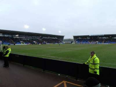 New Meadow, section: 20, row: C, seat: 3