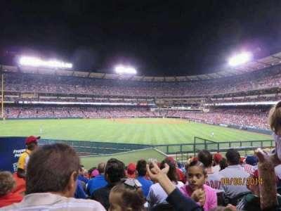 Angel Stadium, section: P257, row: Z, seat: 1