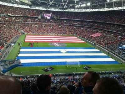 Wembley Stadium section 541