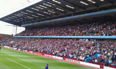 Villa Park, section: L3, row: O, seat: 103