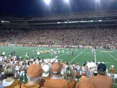 Texas Memorial Stadium, section: 4, row: 5
