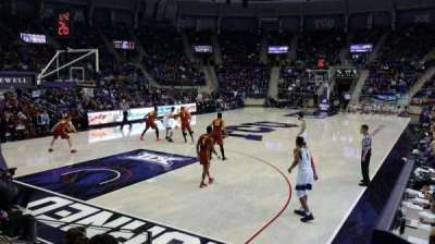 Schollmaier Arena, section: 105, row: D, seat: 11