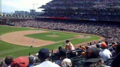 AT&T Park section 228