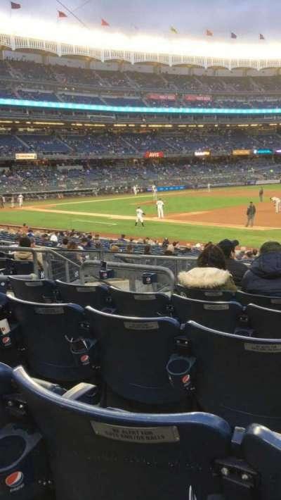 Yankee Stadium, section: 13