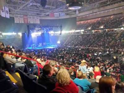 Times Union Center, section: 102, row: S, seat: 9-10