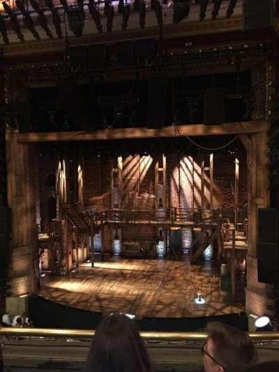 PrivateBank Theatre, section: Mezzanine RC, row: C, seat: 320