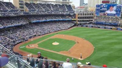 PETCO Park, section: UR315, row: 10, seat: 8