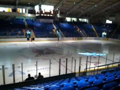 Cambria County War Memorial Arena Section 14 Home Of