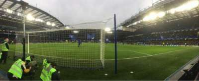 Stamford Bridge, section: SL4, row: 1, seat: 102