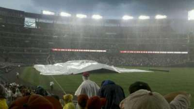 Nationals Park, section: 137, row: HH, seat: 10
