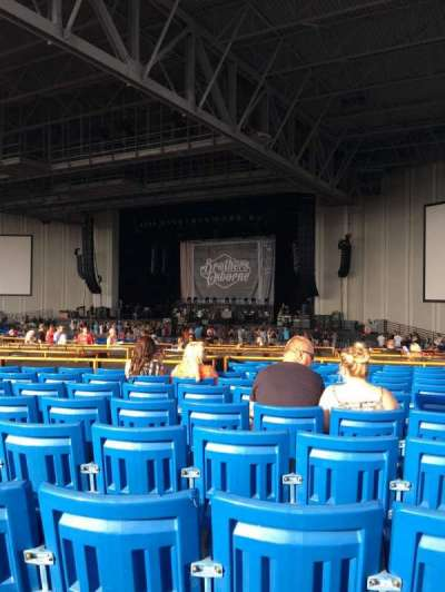 PNC Music Pavilion, section: 5, row: Q, seat: 21