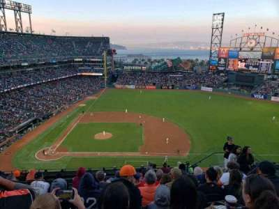 AT&T Park section VR308