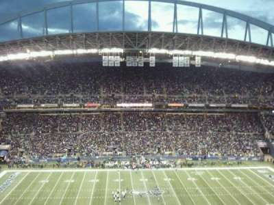 CenturyLink Field, section: 310