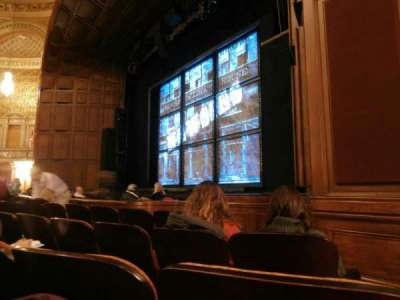 Benedum Center, section: Orchestra Right Center, row: C, seat: 46