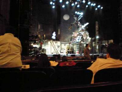 Benedum Center, section: Orchestra Left Center, row: E, seat: 39