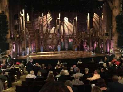 Richard Rodgers Theatre, section: Orchestra Center, row: N, seat: 111