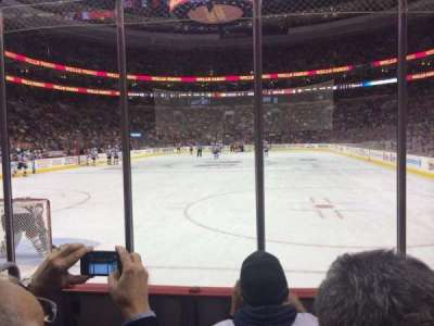 Wells Fargo Center section 108